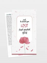 He-found-you-lost-Daily-Amal-Premium-Checklist