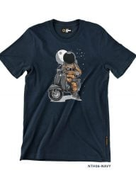 T-Shirt-:-NTH06-Astronaut-in-Space