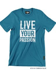 T-Shirt-:-NTH10-Live-Your-Passion