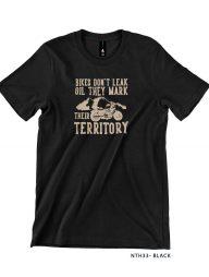 T-Shirt-:-NTH33-Bike's-Don't-Leak