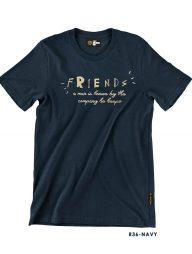 T-Shirt-:-THCR36-Friends