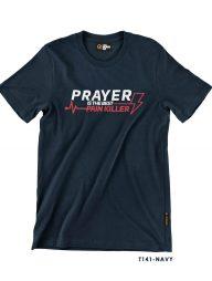T-Shirt-:-THCD141-Prayer-is-the-Best-Painkiller