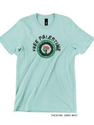 T-Shirt-:-Free-Palestine-V4