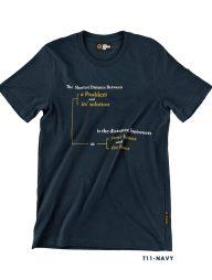 T-Shirt-:-THCD11-The-Shortest-Distance
