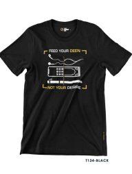 T-Shirt-:-THCD134-Feed-Your-Deen