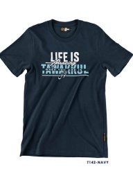 T-Shirt-:-THCD142-Life-is-amazing