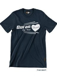 T-Shirt-:-THCD163-Quran-For-Your-Heart