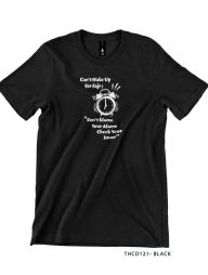 T-Shirt-:-THCD121-Can't-Wake-Up-For-Fajr