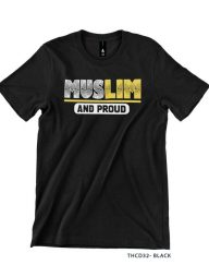 T-Shirt-:-THCD32-Muslim-and-Proud