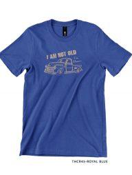 T-Shirt-:-THCR45-I'm-not-old,-I'm-classic